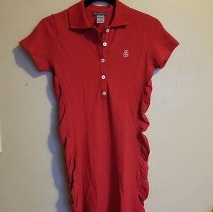 NWOT Tommy bahama side ruffled dress